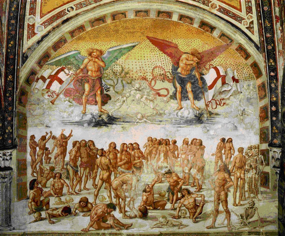 Audio Tour Of Luca Signorelli Frescoes In San Brizio